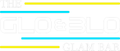 Glo and Blo Glam Bar – Hitchin Logo