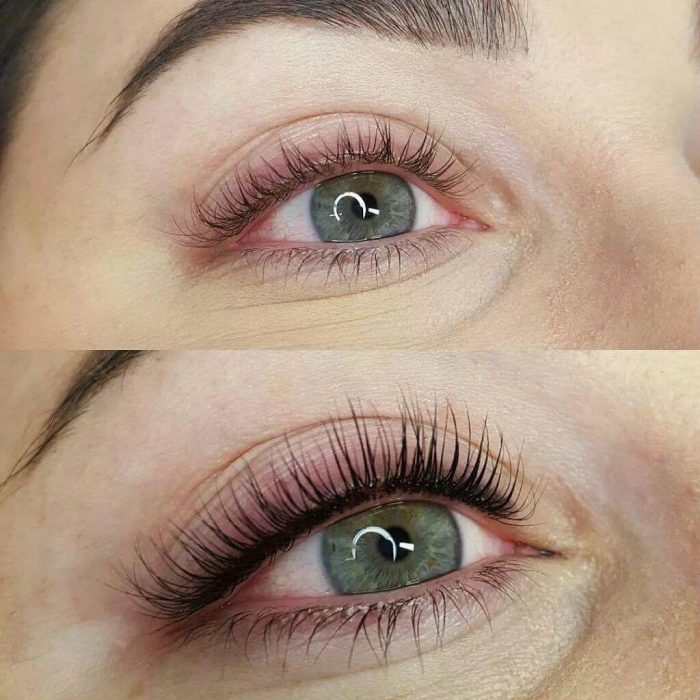Lash Lift at Glo & Blo Glam Bar, Hitchin