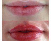 Semi-permanent makeup at Glo & Blo Glam Bar, Hitchin